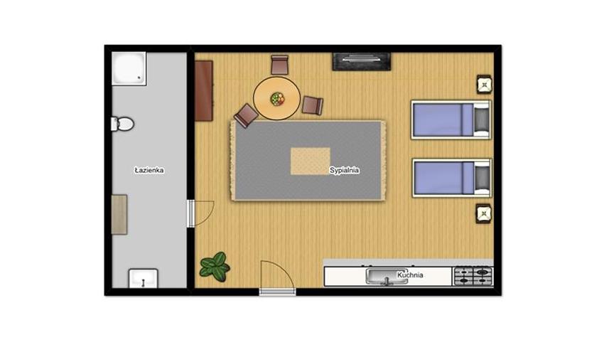 Appartement Komfort 15