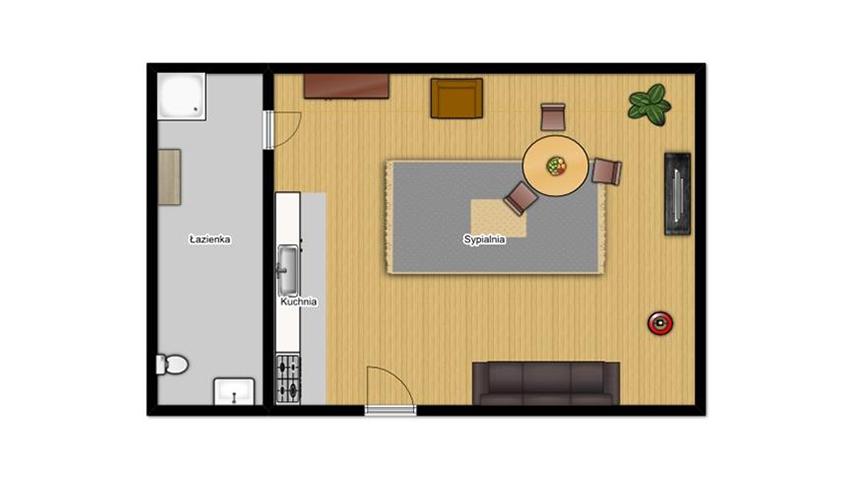 Appartement Komfort 14