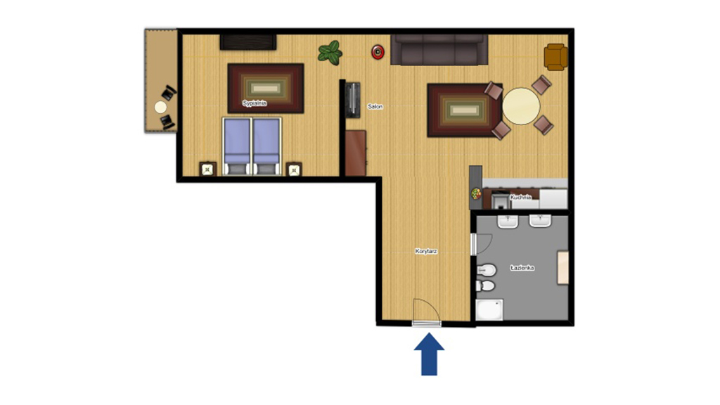 Apartment Deluxe 10