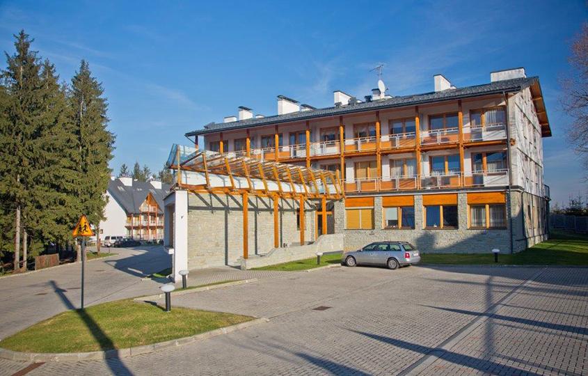 Appartement Krzeptówki Exclusive 1