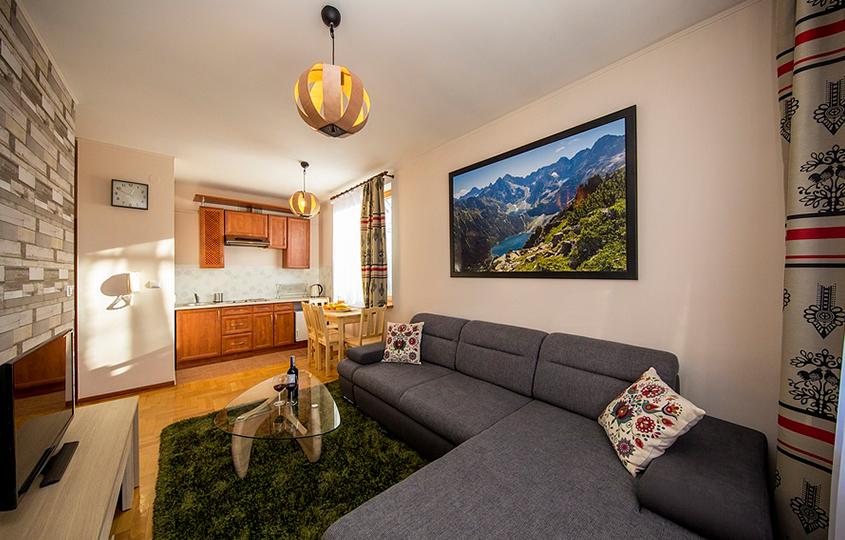 Appartement Krzeptówki Exclusive 16