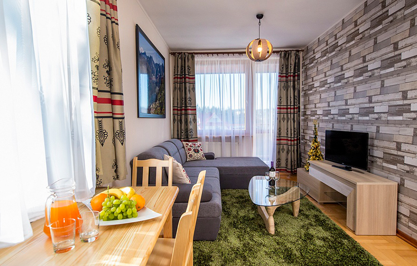 Appartement Krzeptówki Exclusive 9