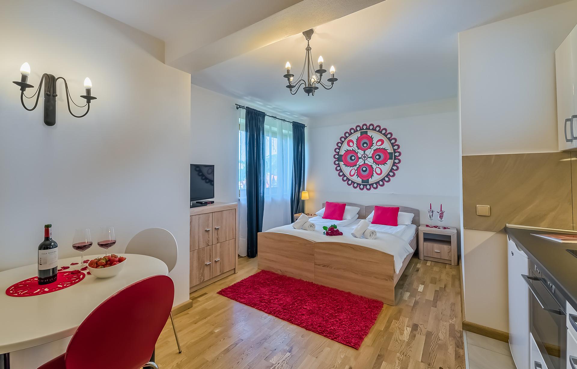 Appartement Komfort 1