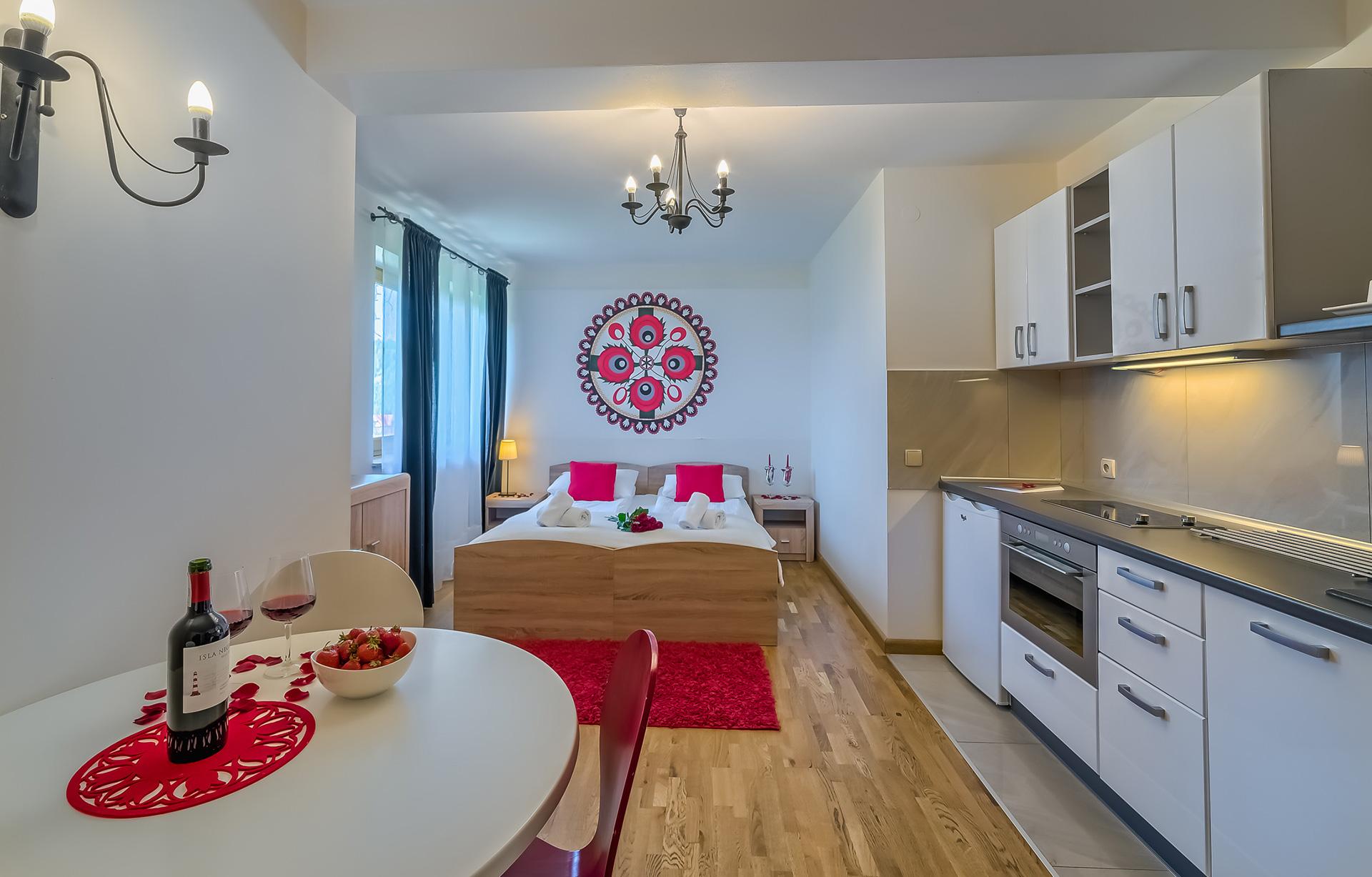 Appartement Komfort 2