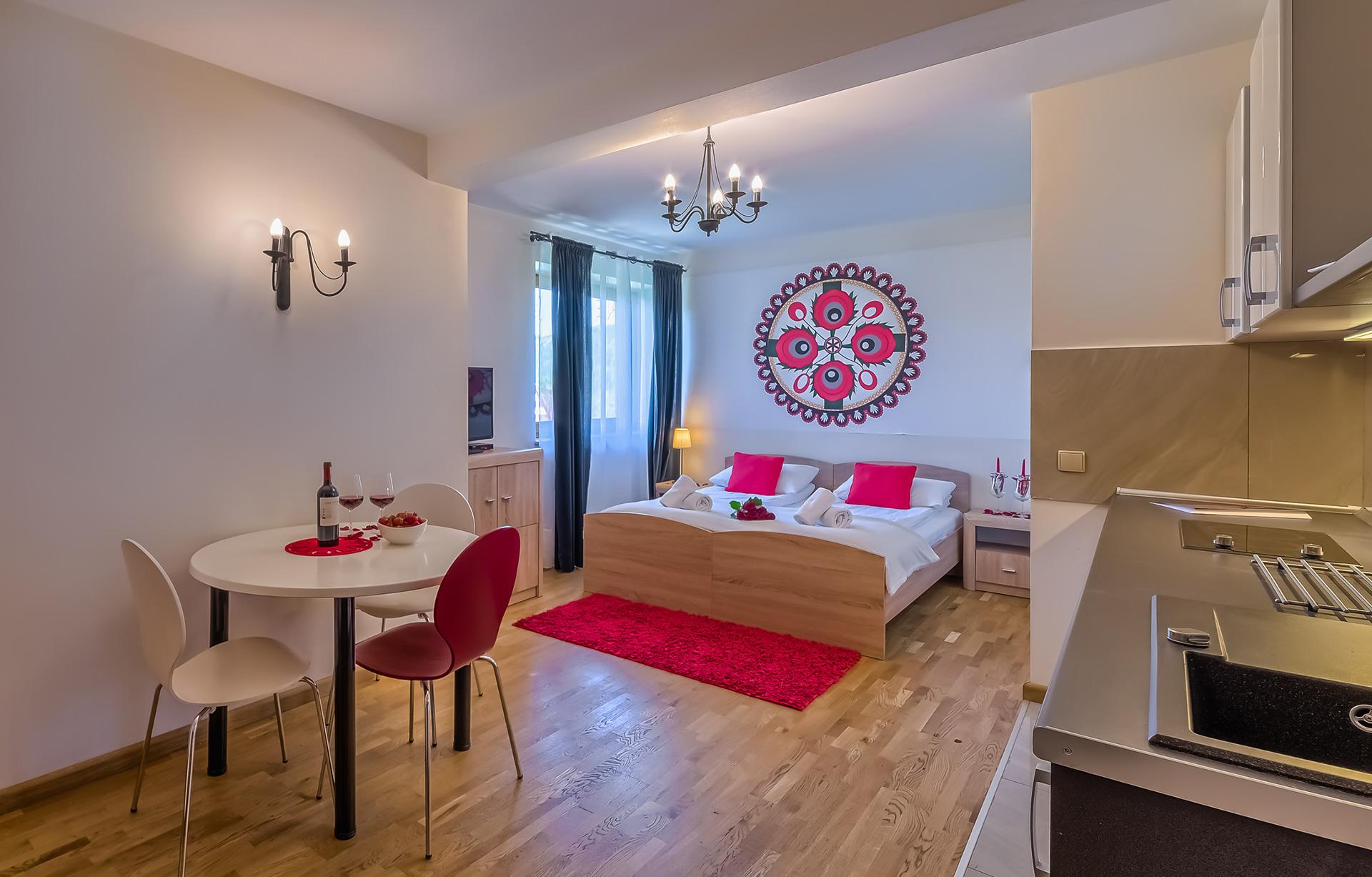 Appartement Komfort 4