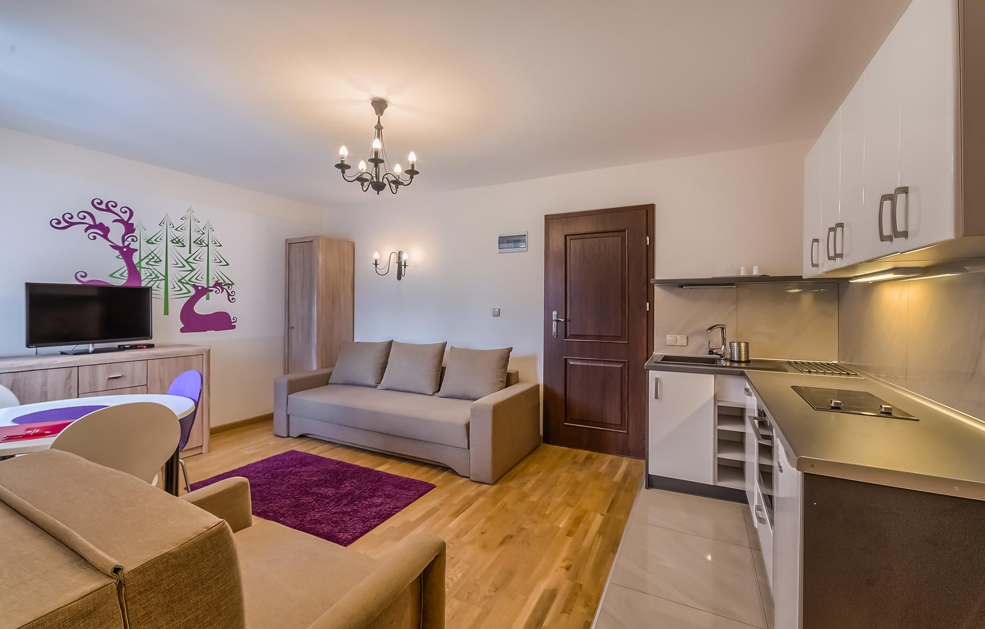 Appartement Komfort 5