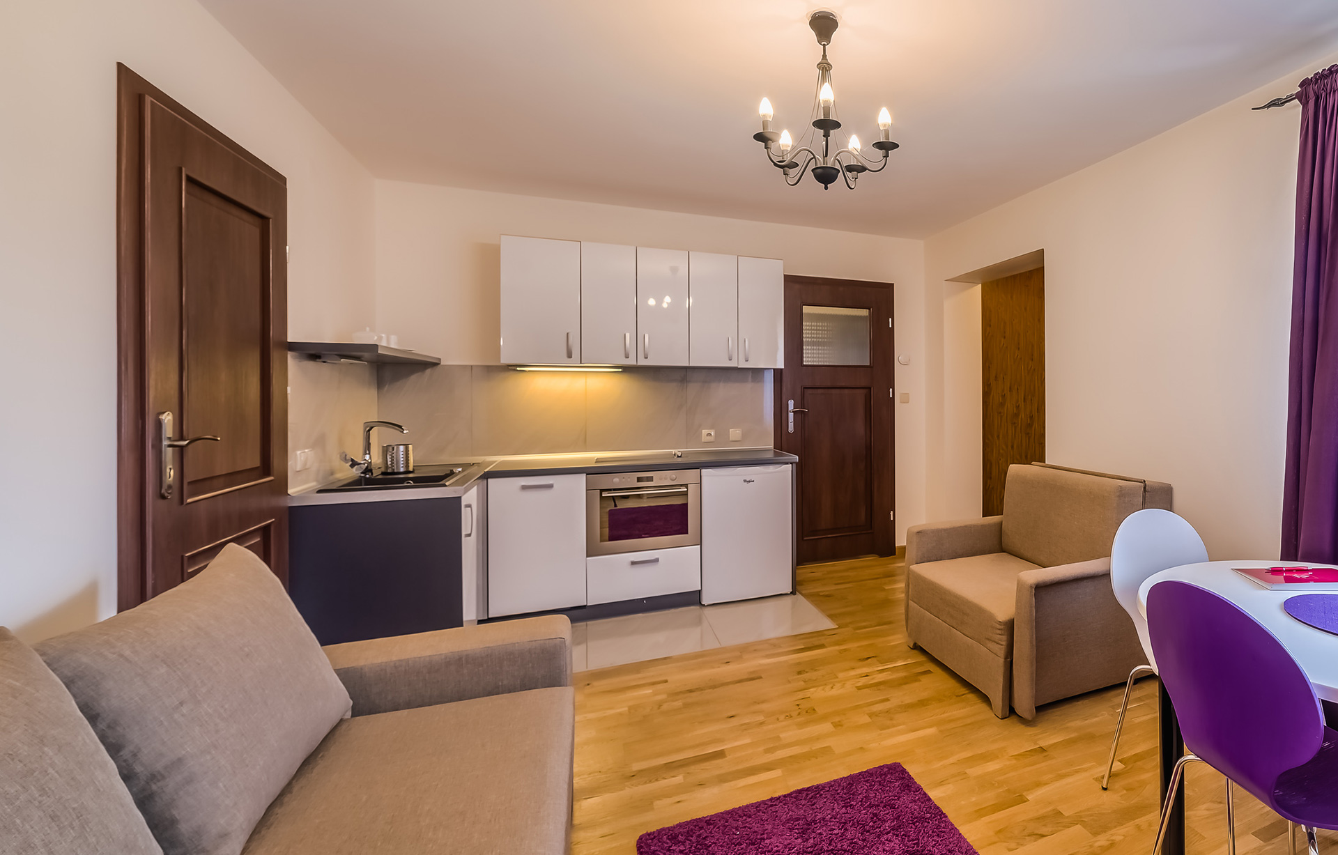 Appartement Komfort 7