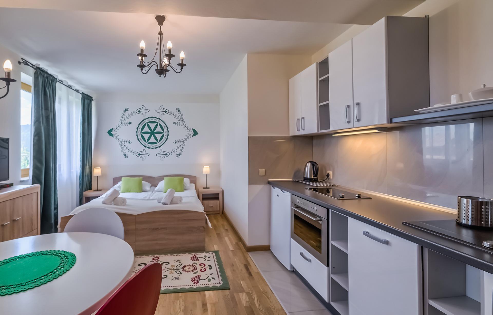 Appartement Komfort 8