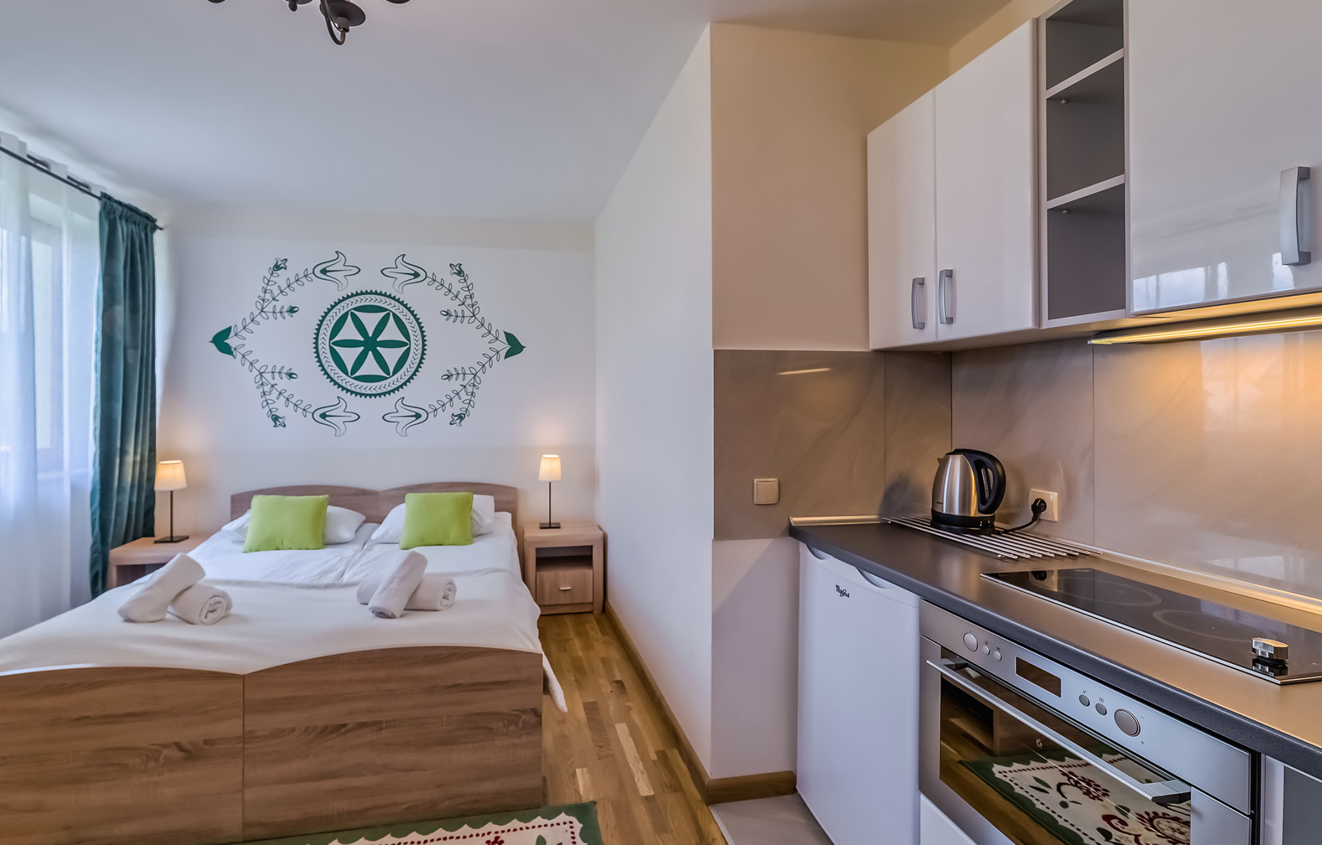 Appartement Komfort 9